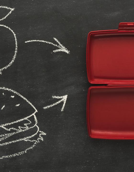 Tupper vs comida a domicilio, ¿quién ganará en nuestra mesa?
